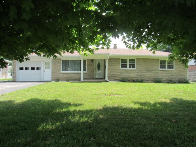 423 Kentucky Avenue, Plainfield, IN 46168 (MLS #21575218) :: The Evelo Team