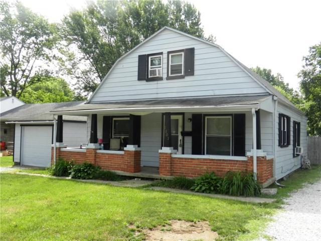 1101 E Buchanan Street, Plainfield, IN 46168 (MLS #21575227) :: Heard Real Estate Team