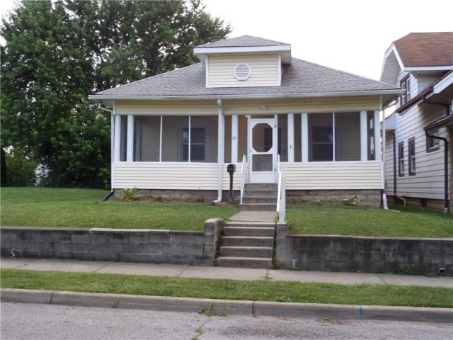 60 S 10th Avenue, Beech Grove, IN 46107 (MLS #21575235) :: Indy Plus Realty Group- Keller Williams