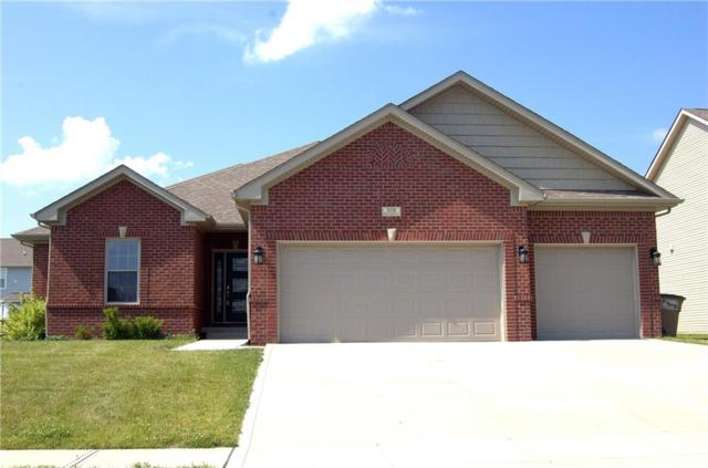 2576 Daffodil Court E, Columbus, IN 47201 (MLS #21575242) :: Indy Plus Realty Group- Keller Williams