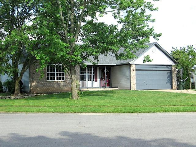 817 Center Street, Greenfield, IN 46140 (MLS #21575254) :: Mike Price Realty Team - RE/MAX Centerstone