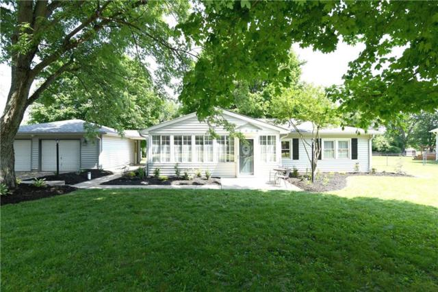 9860 E 600 S, Zionsville, IN 46077 (MLS #21575258) :: The Indy Property Source