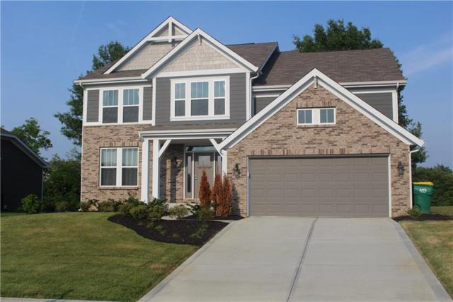 5487 Auburndale Drive, Bargersville, IN 46106 (MLS #21575297) :: The Indy Property Source