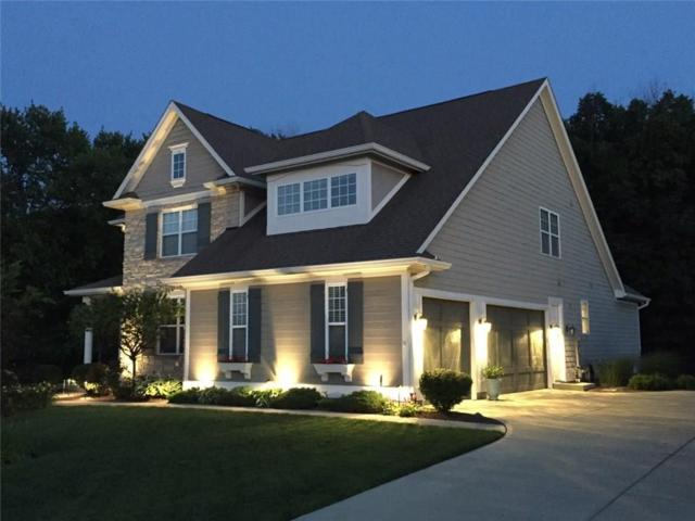2945 Windy Knoll Lane, Carmel, IN 46074 (MLS #21575312) :: The Indy Property Source