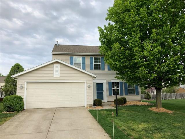 14422 Lansing Place, Fishers, IN 46038 (MLS #21575317) :: The Indy Property Source