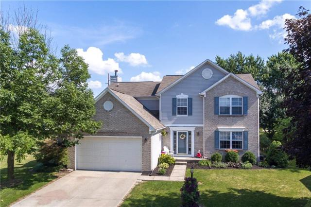873 Country Walk Court, Brownsburg, IN 46112 (MLS #21575324) :: The Evelo Team