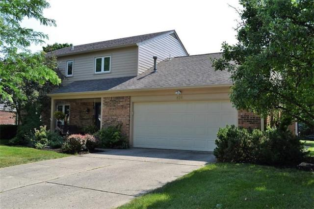 816 Westgate Drive, Anderson, IN 46012 (MLS #21575326) :: The Evelo Team