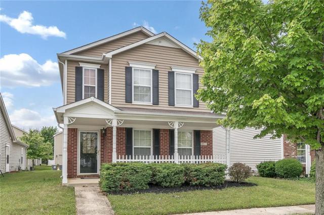 14413 Banister Drive, Noblesville, IN 46060 (MLS #21575332) :: Heard Real Estate Team