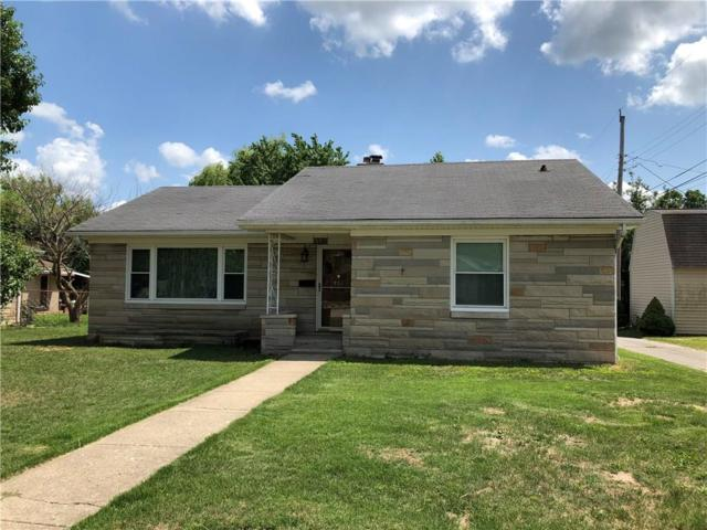351 E Gray Street, Martinsville, IN 46151 (MLS #21575337) :: The Indy Property Source