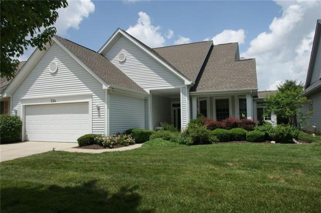 534 Piedmont Drive, Westfield, IN 46074 (MLS #21575347) :: Indy Plus Realty Group- Keller Williams