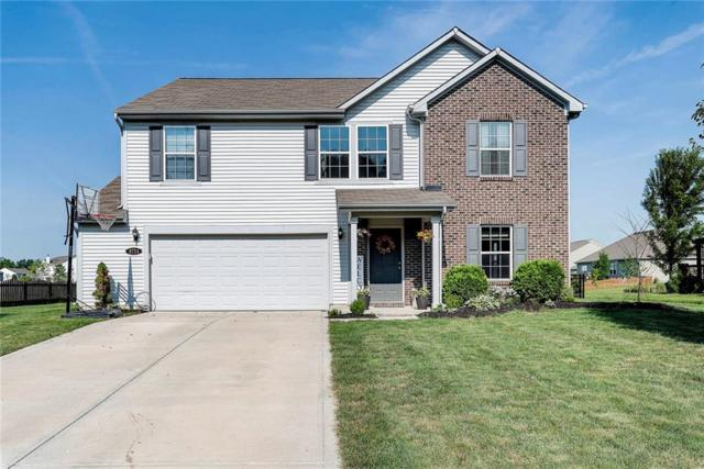 8724 Redditch Drive, Avon, IN 46123 (MLS #21575351) :: The Evelo Team