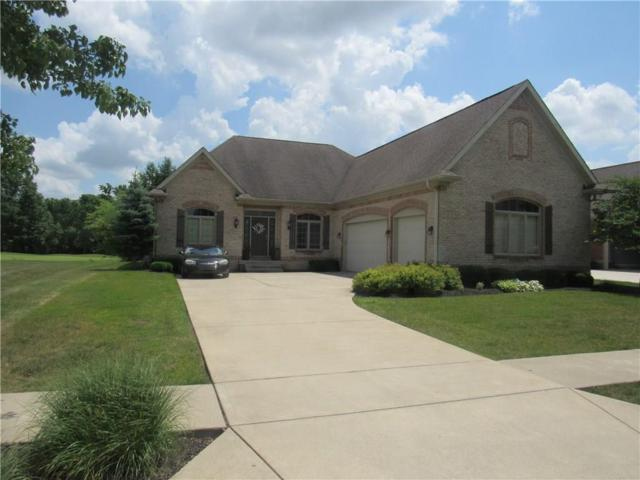 12115 Edgefield Drive, Fishers, IN 46037 (MLS #21575408) :: The Evelo Team