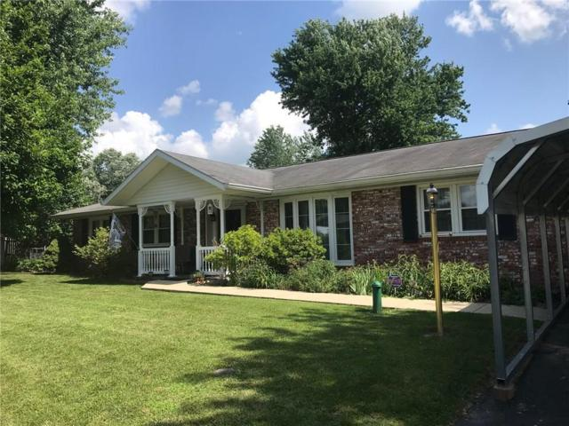 2165 Glenn Street, Martinsville, IN 46151 (MLS #21575423) :: The Indy Property Source