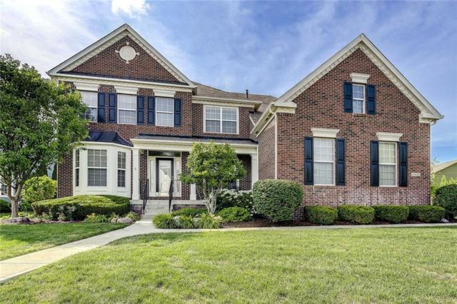 13456 Alston Drive, Fishers, IN 46037 (MLS #21575447) :: FC Tucker Company