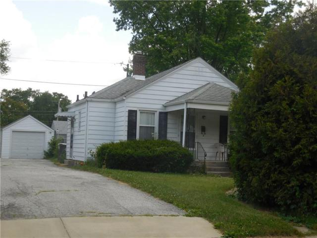 1448 N Wallace Avenue, Indianapolis, IN 46201 (MLS #21575452) :: The Indy Property Source