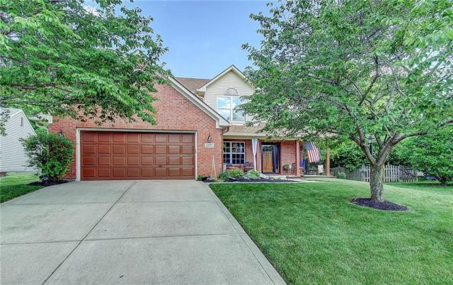 11387 Songbird Lane, Fishers, IN 46038 (MLS #21575549) :: The Evelo Team
