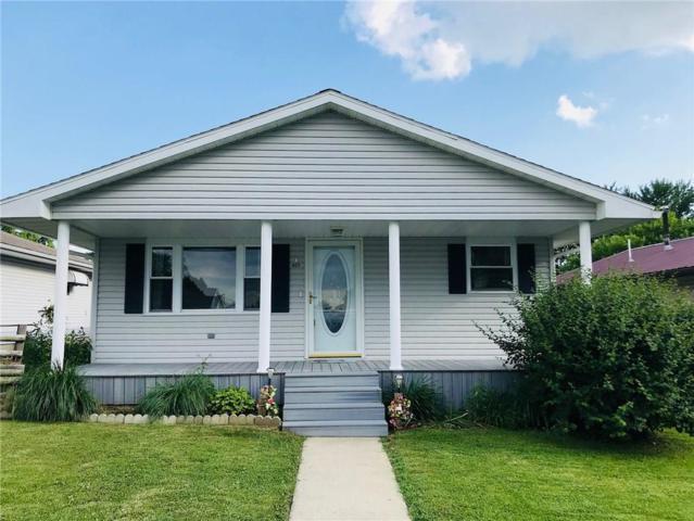 805 W Walnut Street, Greensburg, IN 47240 (MLS #21575552) :: Indy Scene Real Estate Team