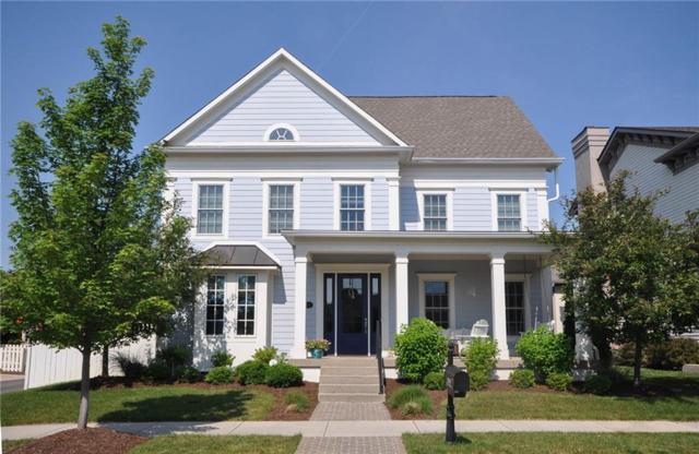12876 Treaty Line Street, Carmel, IN 46032 (MLS #21575555) :: Indy Scene Real Estate Team