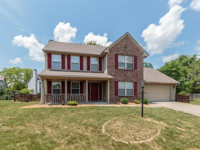 17918 Lucas Circle, Westfield, IN 46074 (MLS #21575559) :: The Evelo Team