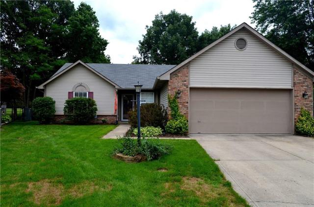 1509 Cherrywood Court, Westfield, IN 46074 (MLS #21575604) :: Heard Real Estate Team
