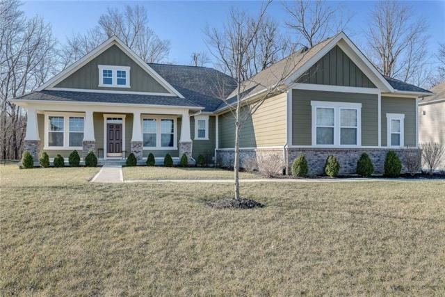 6635 Brigham Bay Drive, Avon, IN 46123 (MLS #21575608) :: The Evelo Team