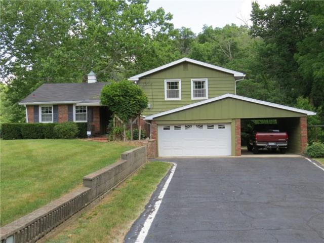 6403 E Roselyn Drive, Mooresville, IN 46158 (MLS #21575610) :: Heard Real Estate Team