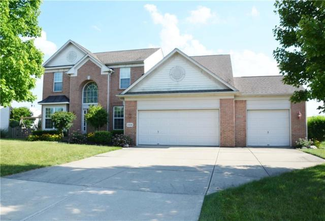 11820 Wedgeport Lane, Fishers, IN 46037 (MLS #21575614) :: The Evelo Team