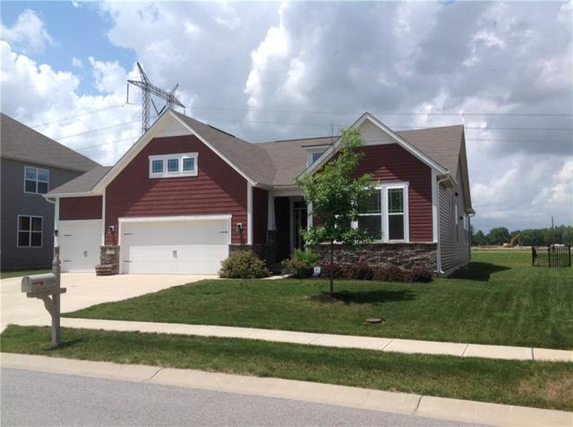 7718 Eagle Crescent Drive, Zionsville, IN 46077 (MLS #21575622) :: Heard Real Estate Team