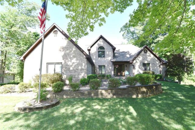 8160 Timberwood Drive, Plainfield, IN 46168 (MLS #21575623) :: Heard Real Estate Team