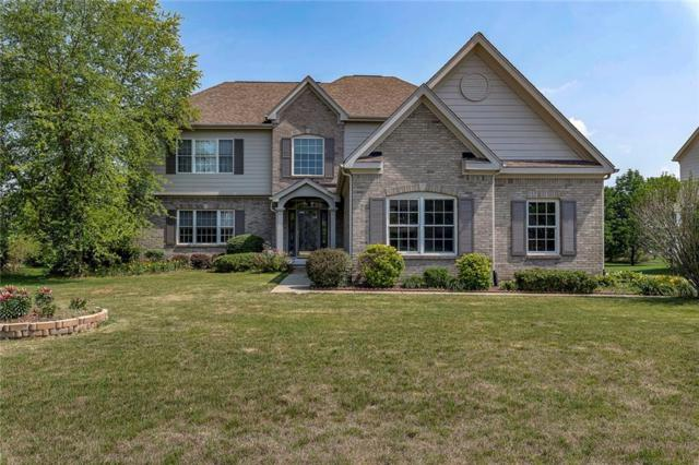 8924 Winterberry Court, Zionsville, IN 46077 (MLS #21575637) :: Heard Real Estate Team