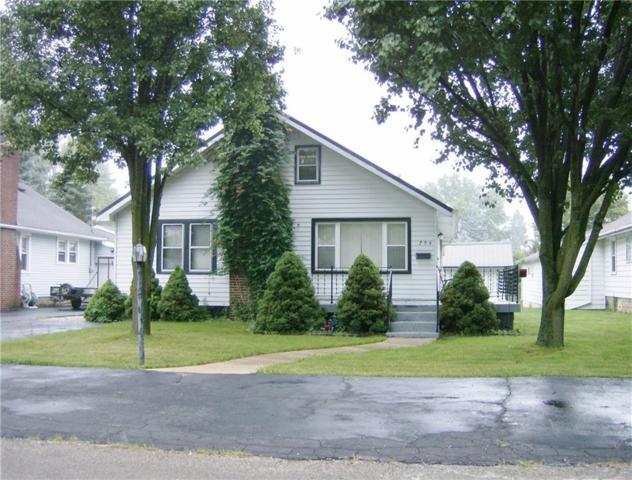 704 W Broadway Street, Alexandria, IN 46001 (MLS #21575638) :: The ORR Home Selling Team