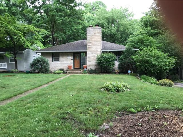 5624 Carvel Avenue, Indianapolis, IN 46220 (MLS #21575648) :: FC Tucker Company