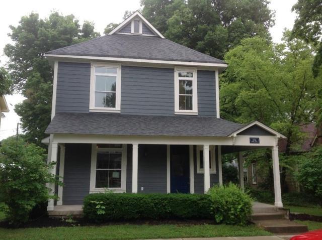 1308 Logan Street, Noblesville, IN 46060 (MLS #21575656) :: Heard Real Estate Team