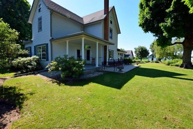 837 E 900 S, Pendleton, IN 46064 (MLS #21575665) :: The ORR Home Selling Team