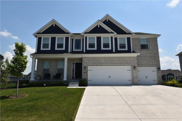 15123 Blue Ribbon Boulevard, Fishers, IN 46040 (MLS #21575668) :: HergGroup Indianapolis