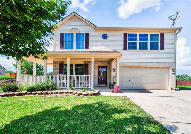 214 Oakview Drive, Mooresville, IN 46158 (MLS #21575669) :: Heard Real Estate Team