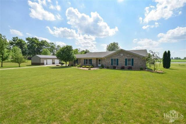 1901 S County Road 550 E, Selma, IN 47383 (MLS #21575698) :: The ORR Home Selling Team
