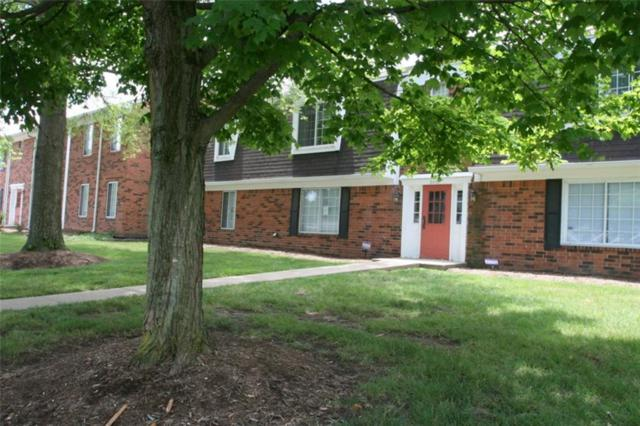 6454 Park Central Way C, Indianapolis, IN 46260 (MLS #21575729) :: Indy Scene Real Estate Team