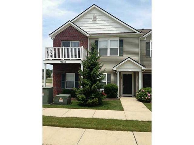 13266 Komatite Way #100, Fishers, IN 46038 (MLS #21575730) :: Indy Scene Real Estate Team