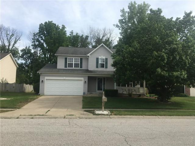 1339 Keensburg Court, Indianapolis, IN 46228 (MLS #21575733) :: Indy Scene Real Estate Team
