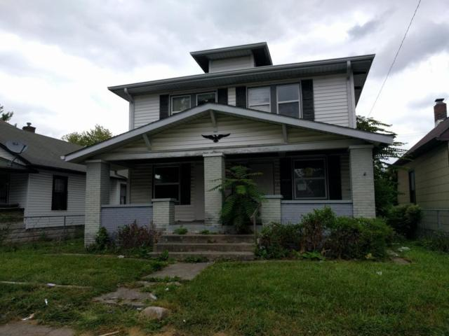 409 N Gladstone Avenue, Indianapolis, IN 46201 (MLS #21575816) :: Indy Scene Real Estate Team