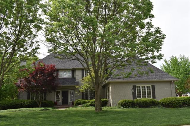 2045 Mulsanne Drive, Zionsville, IN 46077 (MLS #21575818) :: Heard Real Estate Team
