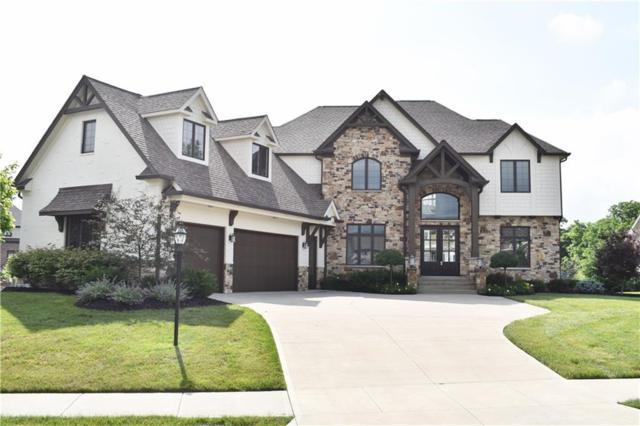 16735 Morris Manor Court, Westfield, IN 46062 (MLS #21575824) :: Indy Plus Realty Group- Keller Williams