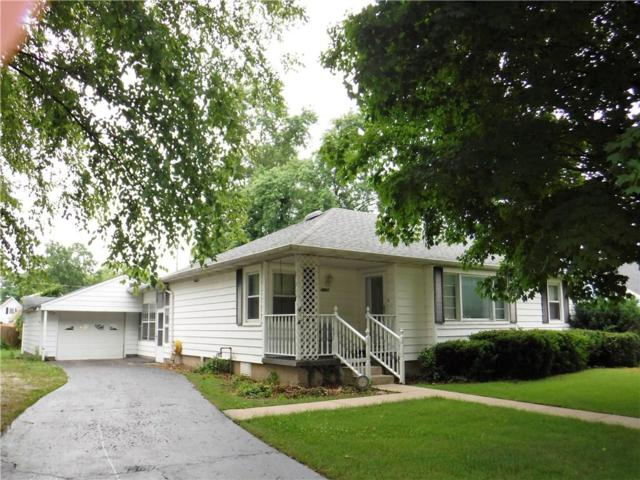 1821 N E Street, Elwood, IN 46036 (MLS #21575858) :: The ORR Home Selling Team