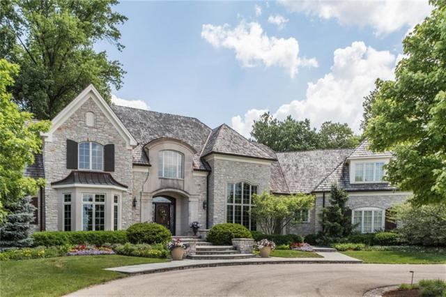 3524 Club Estates Drive, Carmel, IN 46033 (MLS #21575862) :: Indy Plus Realty Group- Keller Williams