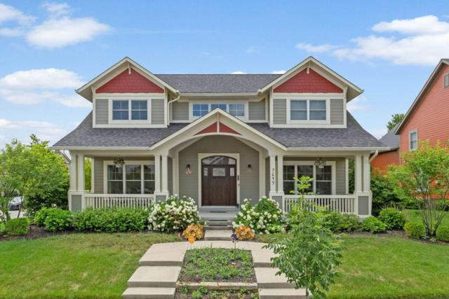 7649 Cambridge Lane, Zionsville, IN 46077 (MLS #21575878) :: The ORR Home Selling Team