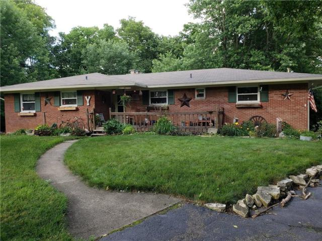 1739 Hickory Lane, Greenfield, IN 46140 (MLS #21575942) :: HergGroup Indianapolis