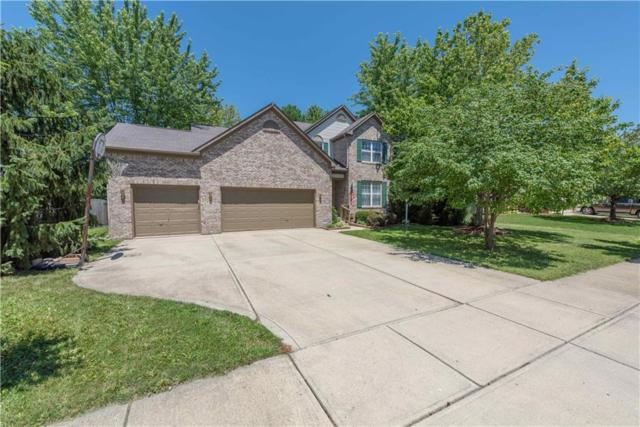389 Myers Lake Drive, Noblesville, IN 46062 (MLS #21575952) :: The ORR Home Selling Team