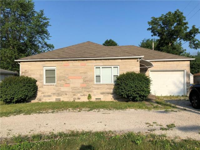 4805 N Rosewood, Muncie, IN 47304 (MLS #21575964) :: The ORR Home Selling Team