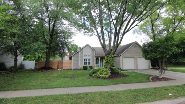 9103 Fireside Drive, Indianapolis, IN 46250 (MLS #21575971) :: HergGroup Indianapolis
